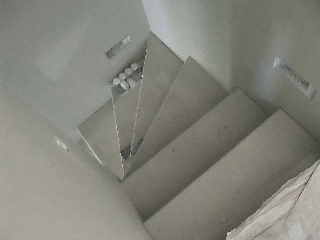 Photo of stair case by a member.